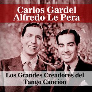 Carlos Gardel, Alfredo Le Pera 歌手頭像