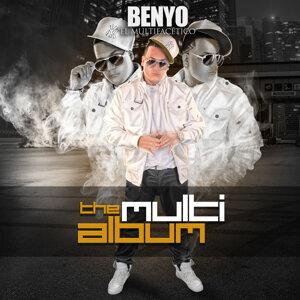 """Benyo """"El Multifacetico"""" 歌手頭像"""