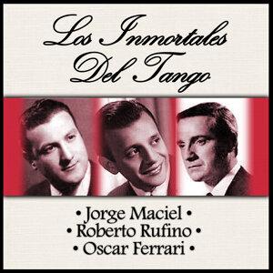 Jorge Maciel, Roberto Rufino, Oscar Ferrari 歌手頭像