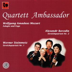 Quartett Ambassador 歌手頭像