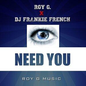Roy G. 歌手頭像
