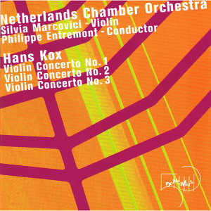 Netherlands Chamber Orchestra / Entremont, P. / Marcovici 歌手頭像