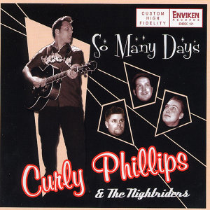 Curly Phillips & The Nightriders 歌手頭像