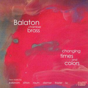 Balaton Chamber Brass, Rebecca Wilt 歌手頭像