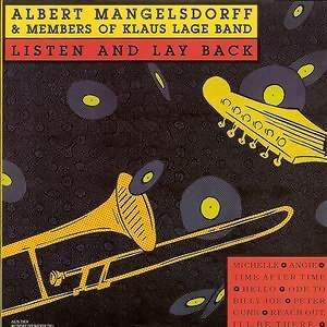 Albert Mangelsdorff & Members of Klaus Lage Band 歌手頭像