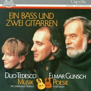 Duo Tedesco, Elmar Gunsch 歌手頭像