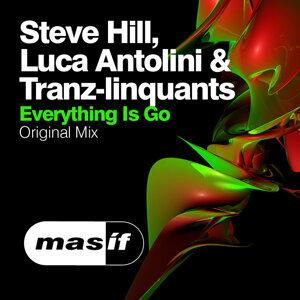 Steve Hill, Luca Antolini, Tranz-Linquants 歌手頭像