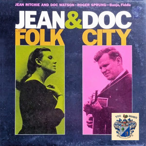 Jean Ritchie and Doc Watson 歌手頭像