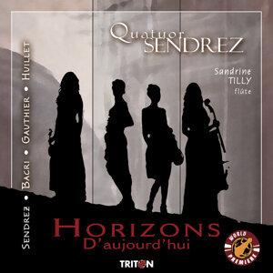 Quatuor Sendrez & Sandrine Tilly 歌手頭像