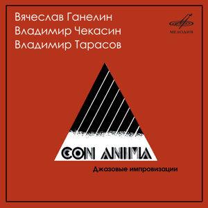 Вячеслав Ганелин   Владимир Чекасин   Владимир Тарасов 歌手頭像