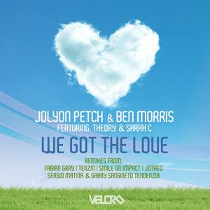 Jolyon Petch, Ben Morris 歌手頭像
