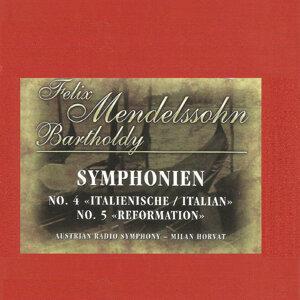 Austrian Radio Symphony 歌手頭像