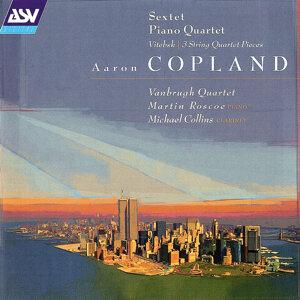 Vanbrugh Quartet, Martin Roscoe, Michael Collins 歌手頭像