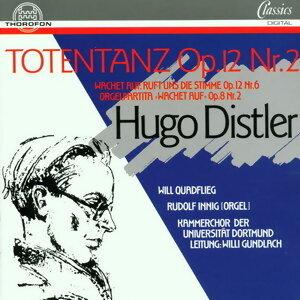 Kammerchor der Universitat Dortmund, Rudolf Innig; Willi Gundlach 歌手頭像