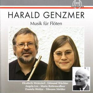 Harald Genzmer: Musik fur Floten 歌手頭像