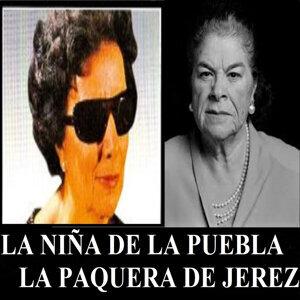 La Niña de la Puebla, La Paquera de Jerez 歌手頭像