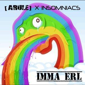 [Arule], Insomniacs 歌手頭像
