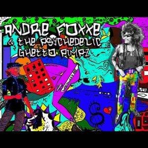 Andre Foxxe & The Psychedelic Ghetto Pimpz 歌手頭像