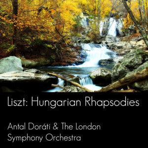 Antal Doráti & The London Symphony Orchestra 歌手頭像