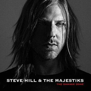 Steve Hill & The Majestiks 歌手頭像
