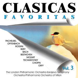 The London Philharmonic Orchestra - Sarajevo Symphony Orchestra - Philharmonic Orchestra Of Milan 歌手頭像