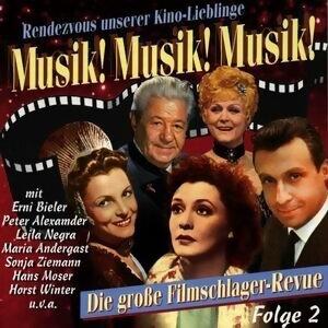 Musik! Musik! Musik! Folge 2 歌手頭像