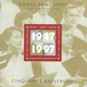 Coral Sant Jordi, Xavier Sans 歌手頭像