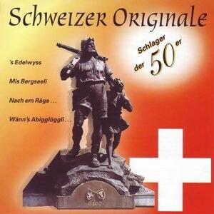 Schweizer Schlager der 50er Jahre 歌手頭像