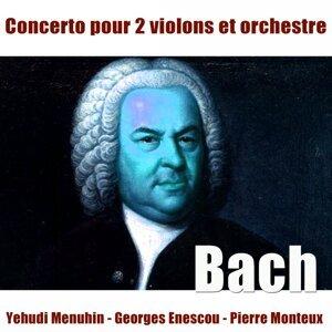 Georges Enescu, Yehudi Menuhin, Pierre Monteux 歌手頭像