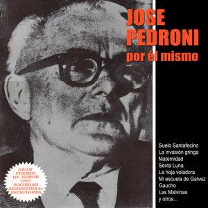 Jose Pedroni 歌手頭像