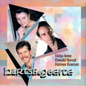 Vicky-Anne, Dewald Norval en Hannes Bosman 歌手頭像
