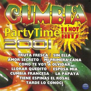 The Cumbia All-Stars 歌手頭像