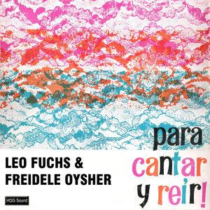 Leo Fuchs & Freidele Oysher 歌手頭像