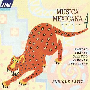 Orquesta Filarmónica de la Ciudad de México, Enrique Bátiz 歌手頭像