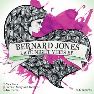 Bernard Jones 歌手頭像