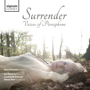 Ilona Domnich, Southbank Sinfonia, Simon Over 歌手頭像