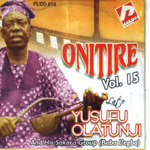 Yusufu Olatunji 歌手頭像