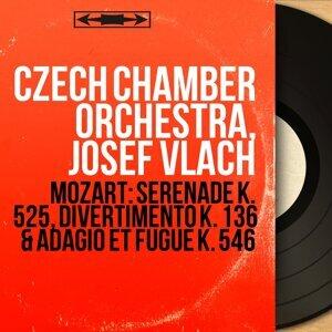 Czech Chamber Orchestra, Josef Vlach 歌手頭像