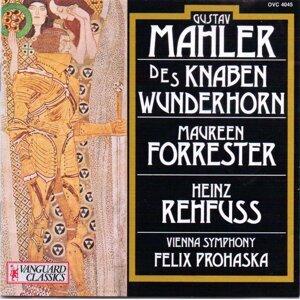 Vienna Symphony, Felix Prohaska, Maureen Forrester & Hans Rehfuss 歌手頭像