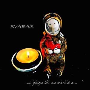 Svaras 歌手頭像
