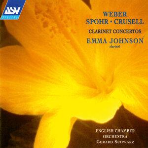 Emma Johnson, English Chamber Orchestra, Gerard Schwarz 歌手頭像