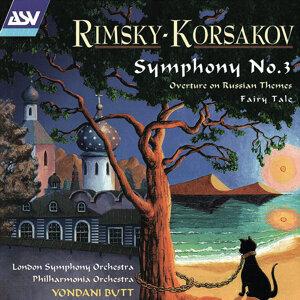 London Symphony Orchestra, Philharmonia Orchestra, Yondani Butt 歌手頭像
