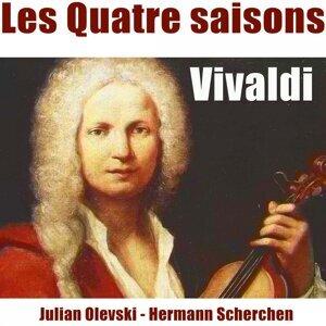 Julian Olevski, Hermann Scherchen, Orchestre de l'Opéra de Vienne 歌手頭像