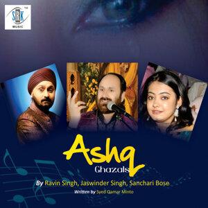 Jaswinder Singh, Ravin Singh, Sanchari Bose 歌手頭像