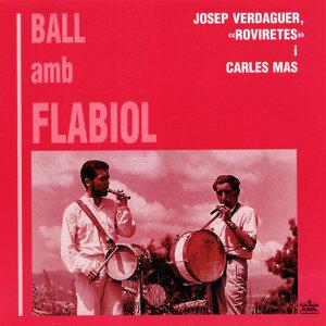 """Josep Verdaguer """"Roviretes"""" i Carles Mas 歌手頭像"""