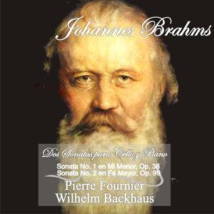 Pierre Fournier & Wilhelm Backhaus 歌手頭像