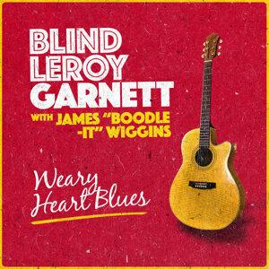 Blind Leroy Garnett with James ʺBoodle-Itʺ Wiggins