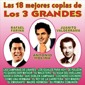 Rafael Farina   Antonio Molina   Juanito Valderrama 歌手頭像