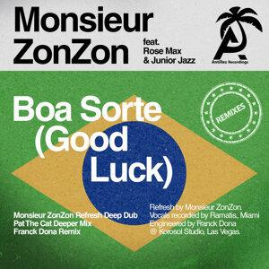 Monsieur ZonZon Featuring Rose Max & Junior Jazz 歌手頭像