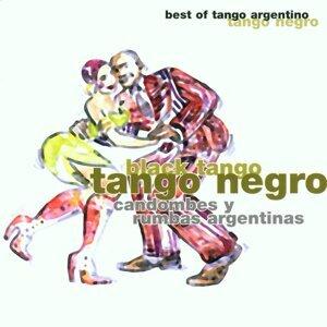 Tango negro (Candombes y Rumbas Argentinas) 歌手頭像
